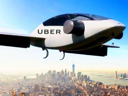भारत में हवाई टैक्सी शुरू करने की तैयारी में उबर
