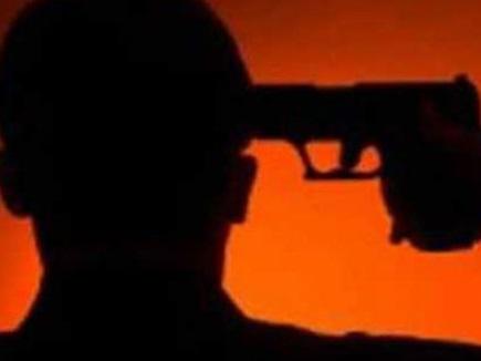 भिंड में सहकारी समिति के सचिव ने गोली मारकर की आत्महत्या