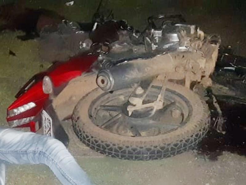 Umaria Bike Accident : उमरिया में अज्ञात वाहन की टक्कर से चार युवकों की मौत