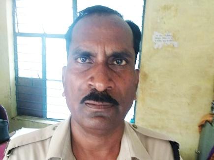घायल हवलदार की दिल्ली में मौत, बेटा बोला रेत माफिया है हमलावर