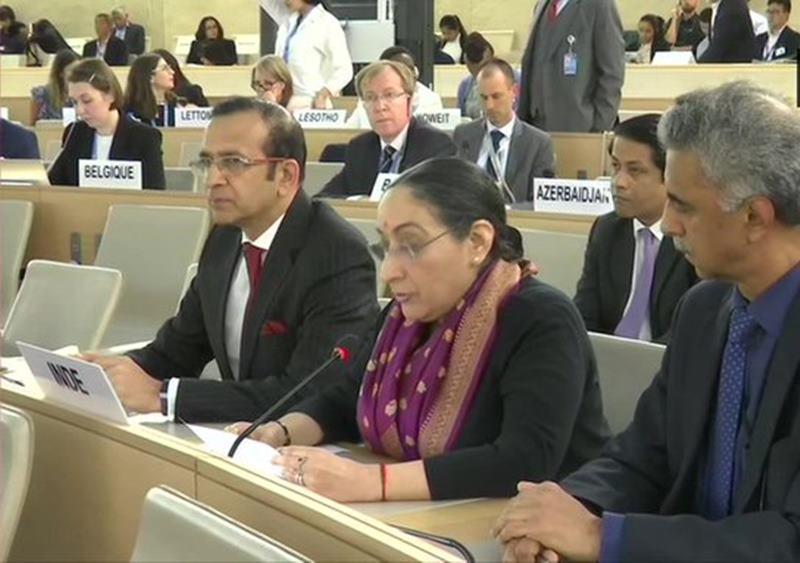 UNHRC में भारत ने पाकिस्तान को दिखाया आईना, कश्मीर पर कहा ये हमारा अंदरुनी मामला