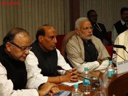 चुनावों की गहमागहमी के बीच केंद्रीय मंत्रिपरिषद की बैठक बुधवार को