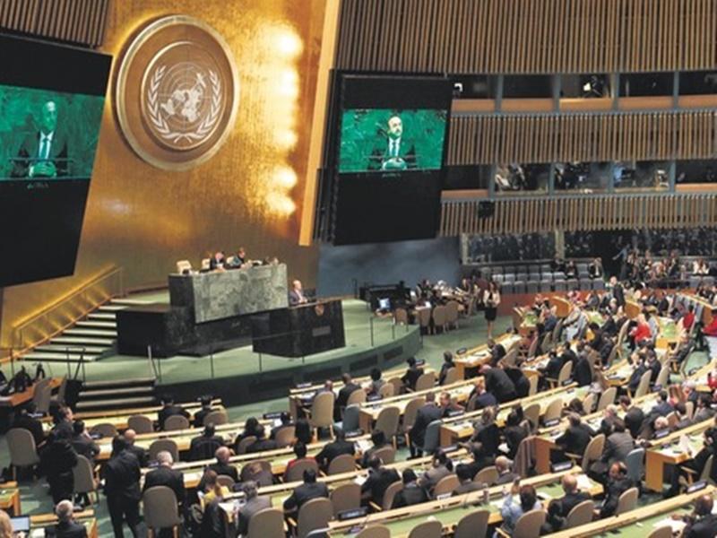 आतंकी फंडिंग रोकने के लिए यूएन, एफएटीएफ के बीच भारत ने सहयोग की अपील की