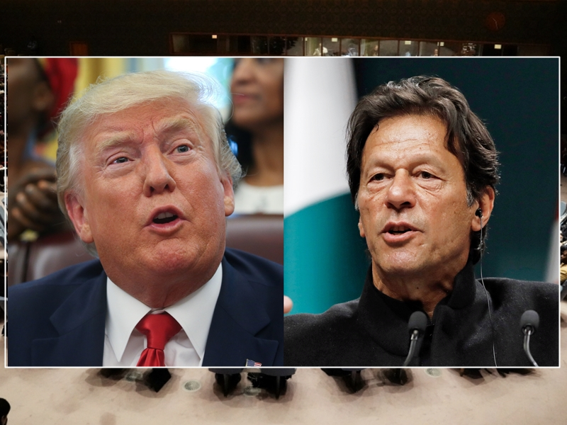 UN Security Council on Kashmir: इमरान खान ने ट्रम्प को लगाया फोन, फिर मिली निराशा