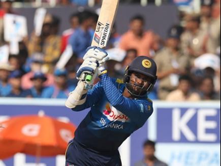इस श्रीलंकाई बल्लेबाज ने विशाखापत्तनम वनडे में हासिल किया खास मुकाम