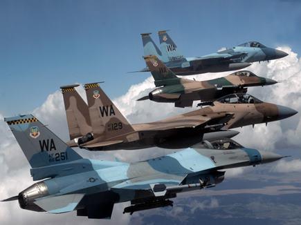 सीरियाई तट के पास अमेरिकी सैन्य विमानों की उड़ान