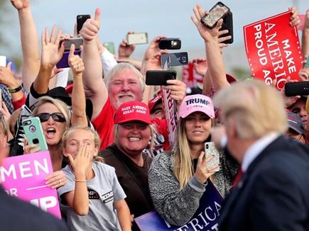 US मध्यावधि चुनाव में ट्रंप को झटका, विपक्षी डेमोक्रेटिक पार्टी का निचले सदन पर कब्जा