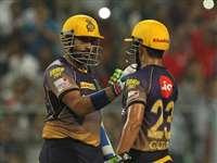 IPL 10: केकेआर शीर्ष पर बरकरार