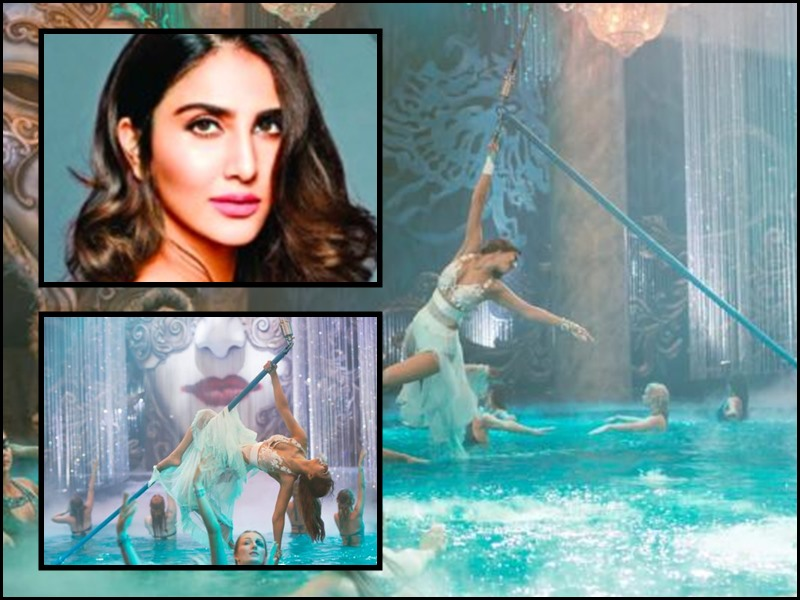 Image result for vaani kapoor ghungroo
