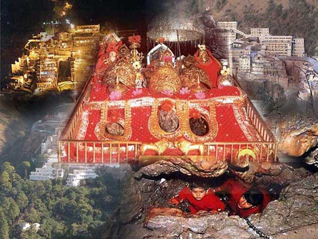 मां दुर्गा के प्रसिद्ध मंदिर