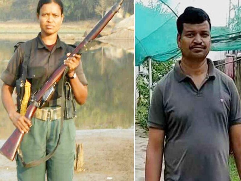 Sukma Encounter : भाई पुलिस में और बहन नक्सली, मुठभेड़ में जब आमने-सामने आ गए, देखें वीडियो
