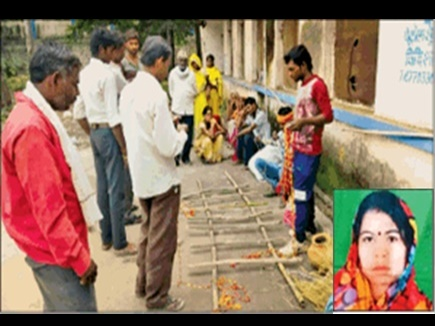 विदिशा : आंख, मुंह, कानों में भरा फेवीक्विक, ऐसे दर्दनाक मौत दी महिला को