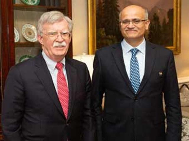 John Bolton: भारत-अमेरिका ने पाक को आतंकी संगठनों पर असली कार्रवाई को कहा