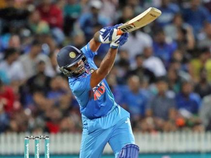 महेंद्रसिंह धोनी को देखकर काफी कुछ सीखा : विजय शंकर