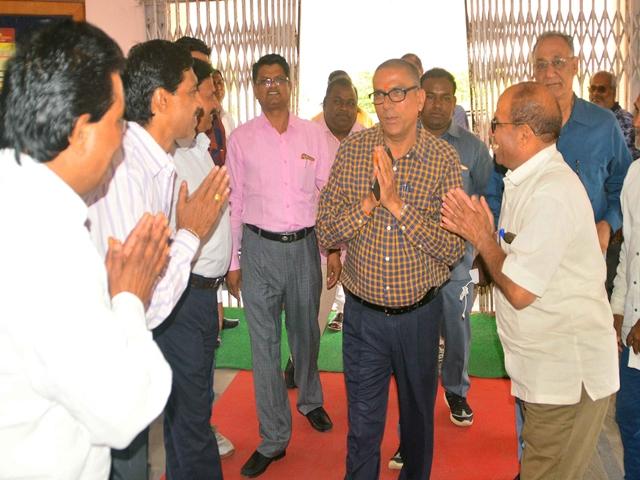 Vikram University: विक्रम विवि में धारा 52, डॉ. शर्मा सवा माह में दूसरी बार कुलपति बने