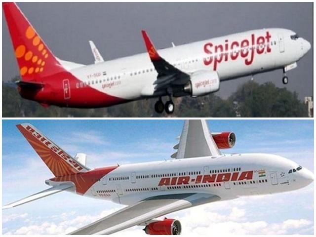 जेट के बंद होने से स्पाइसजेट और एयर इंडिया फैलाने लगे कारोबार