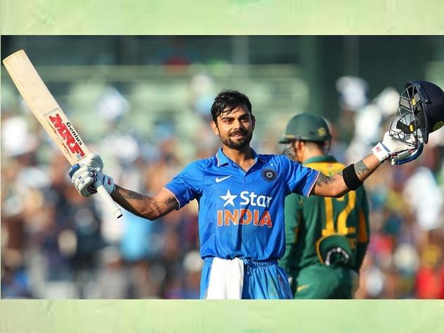 विराट ने भारत को सीरीज में दिलाई बराबरी