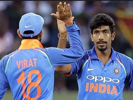 कोहली और बुमराह आईसीसी वनडे रैंकिंग्स में शीर्ष पर बरकरार