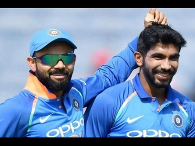ICC ODI Rankings : विराट और बुमराह वनडे रैंकिंग में शीर्ष पर बरकरार