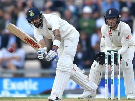 इंग्लैंड के हाथों हार के बावजूद विराट और टीम इंडिया शीर्ष पर बरकरार