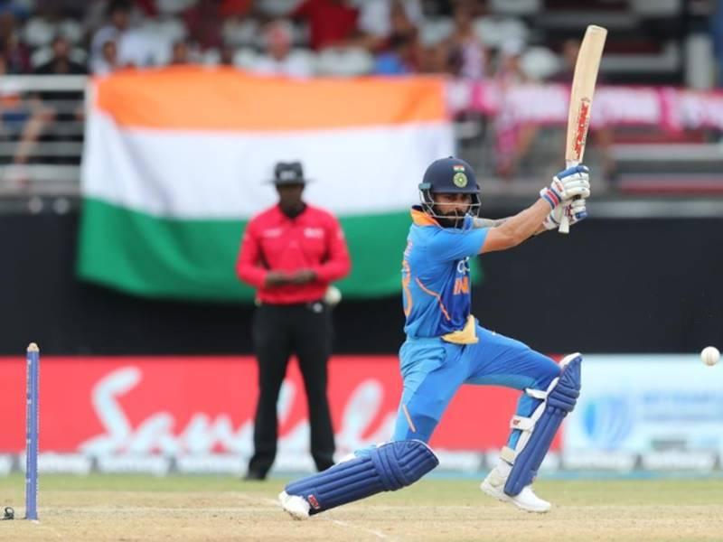 Ind vs WI : भारत को करारा झटका, विराट के अंगूठे पर लगी चोट