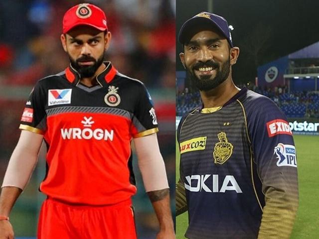 IPL 2019 : केकेआर और आरसीबी का 'शतक' का दुर्लभ संयोग