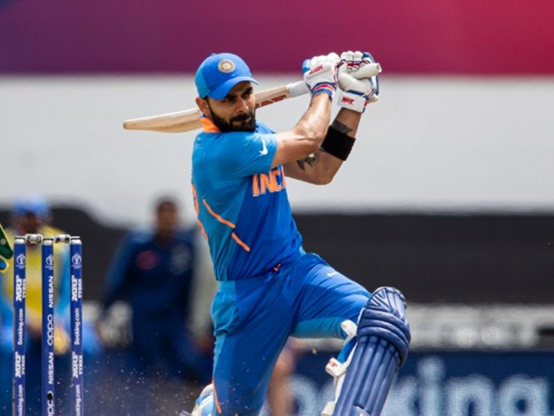 ICC Cricket World Cup 2019: कोहली का 'विराट' रिकॉर्ड, तेंडुलकर-लारा को पीछे छोड़ा