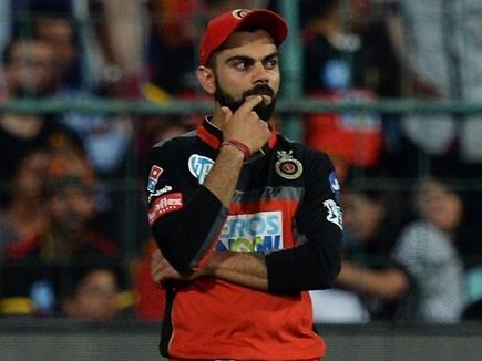 IPL 2018: हार के बाद बल्लेबाजों पर भड़के विराट कोहली, बोली बड़ी बात