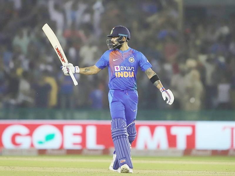 India vs South Africa 2nd T20: विराट का वर्ल्ड रिकॉर्ड, पहुंचे रनों के शिखर पर
