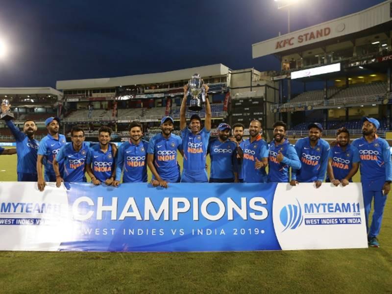 Ind vs WI 3rd ODI: विराट के शतक से भारत का सीरीज पर 2-0 से कब्जा
