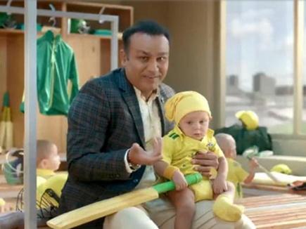 Ind vs Aus: सहवाग के बेबी-सिटिंग वाले विज्ञापन पर हेडन का पलटवार, देखें VIDEO