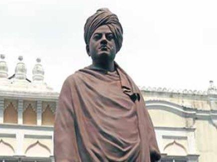 यूपी में लगेगी स्वामी विवेकानंद की दुनिया की सबसे ऊंची प्रतिमा