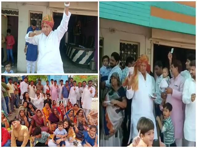 Lok Sabha Election 7th Phase Polling : परिवार के 32 लोगों ने एक साथ डाला वोट, देखें VIDEO