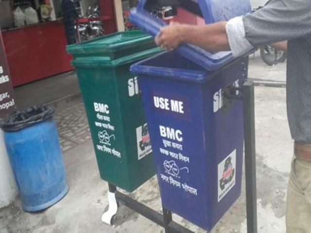 Swachhta Survekshan 2020 : स्वच्छता सर्वे में गीले-सूखे कचरे को अलग-अलग करना बना चुनौती