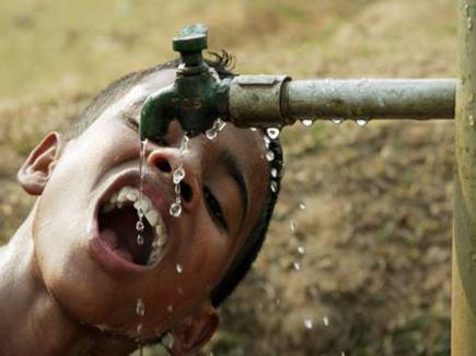 राजस्थान के नौ जिलों में गहराया पानी का संकट