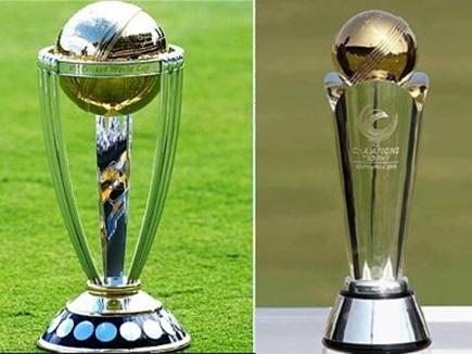 भारत से छीन सकती है चैंपियंस ट्रॉफी और विश्व कप की मेजबानी