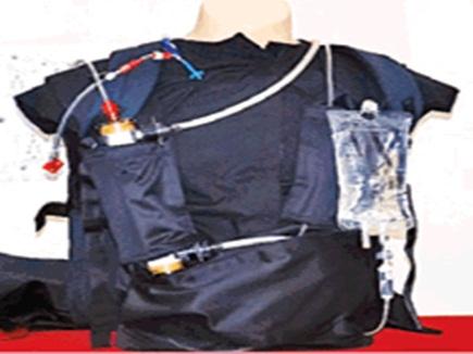 मेडिकल साइंस का बड़ा प्रयोग, अब जैकेट पहनो और डायलिसिस करो