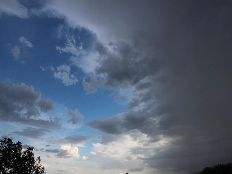 Chhattisgarh Weather Update : फिर चक्रवाती घेरा, पांच जिलों में ऑरेंज अलर्ट