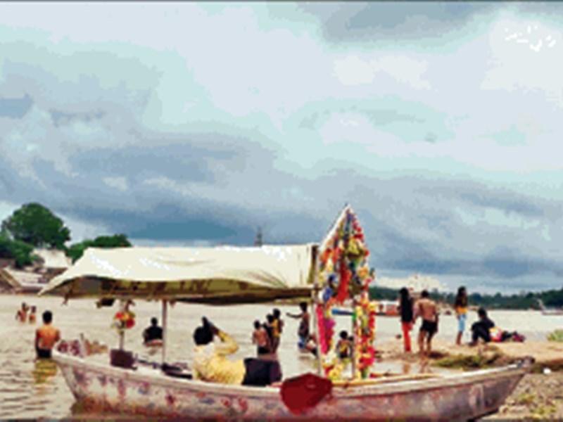 Jabalpur Weather Update : जबलपुर से होकर यूपी सरक गए बादल, 3 डिग्री बढ़ा पारा