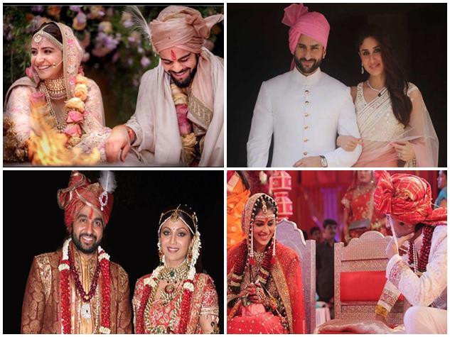 PHOTOS : ये हैं बॉलीवुड की 6 सबसे महंगी शादियां