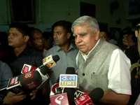 राज्यपाल जगदीप धनकर का उभरा दर्द, CM ममता के दुर्गा पूजा आयोजन को लेकर कही यह बात
