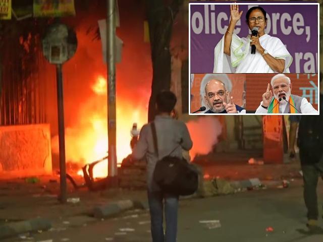 West Bengal में चुनावी हिंसा: जानिए क्यों भड़की दीदी, आखिरी चरण को BJP क्यों मान रही बड़ा मौका
