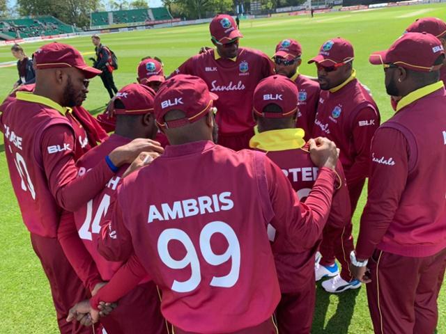 ICC World Cup 2019 : वेस्टइंडीज के रिजर्व खिलाड़ियों में शामिल ये दो दिग्गज