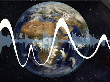 VIDEO: अंतरिक्ष में ऐसी आती है पृथ्वी के घूमने की आवाज़, सुनिये अन्य ग्रहों की भी आवाजें