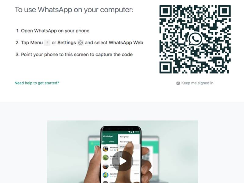 WhatsApp के वेब वर्जन को मिलने वाले हैं यह दो नए फीचर्स, चैटिंग और शेयरिंग होगी और आसान