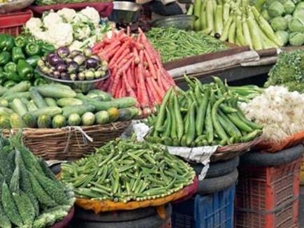 थोक महंगाई 10 माह में सबसे कम-सब्जी, फल और दूध के दामों में गिरावट