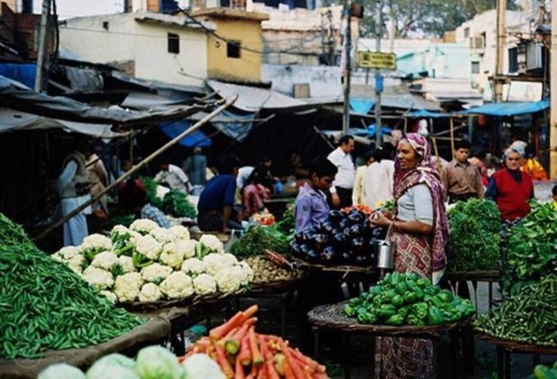 Wholesale inflation : थोक महंगाई सितंबर में घटी, खाने-पीने की चीजों की महंगाई दर बढ़ी