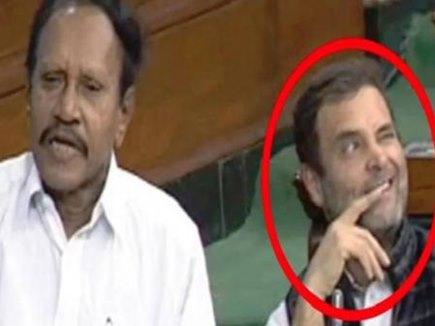 LS में राहुल के व्यवहार पर बोलीं स्पीकर- समझते तो हो नहीं, मैं क्या बोलूं