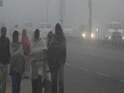 winter : दिल्ली-एनसीआर में मौसम ने करवट ली, अभी और बढ़ेगी ठंड