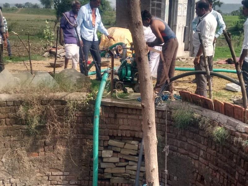 मंदसौर में महिला ने चार बच्चों के साथ कुएं में कूदकर दी जान ! Mandusre News